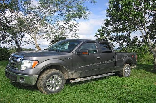 International Airport Shuttle to San Ignacio and Cave Tubing from...