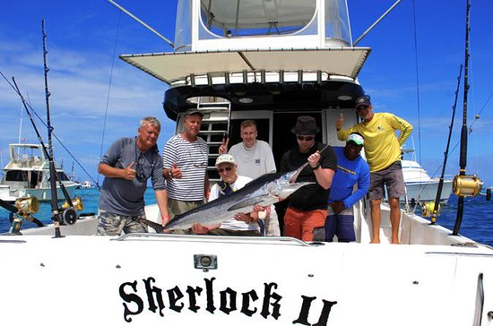 Big Marlin Private Fishing Charters...