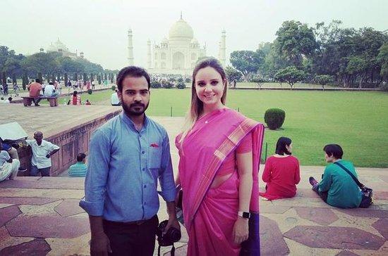 Viaje de un día completo a Taj Mahal de...