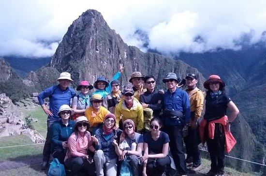 Classique Inca Trail 4 jours à...