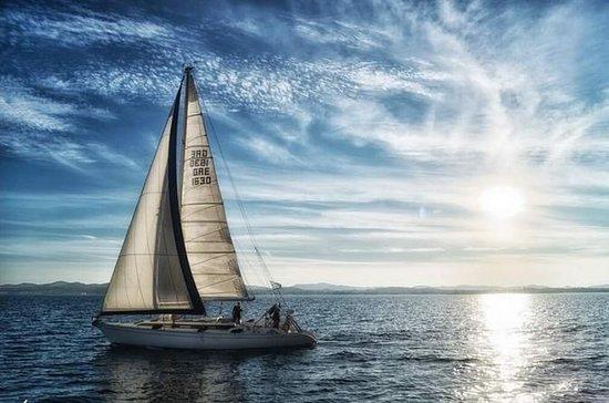 Corfu private daily sailyacht cruise