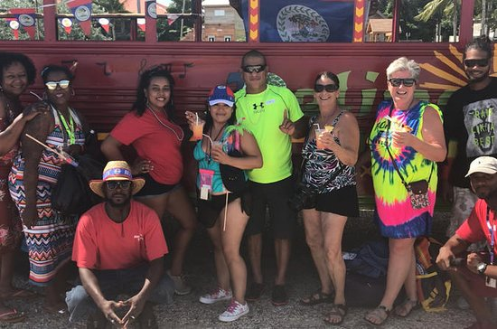 The Belize Party Bus Extravaganza