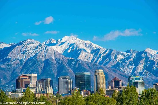 COMBO: tour privato di Salt Lake City