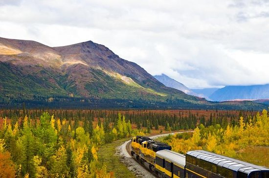 Alaska Railroad Anchorage a Denali...