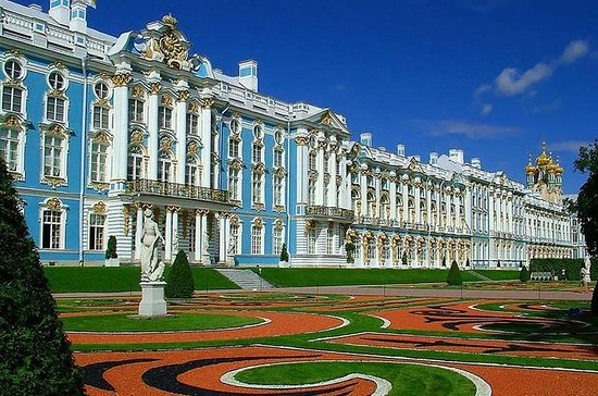 Catherine Palace Tour med en guide ...