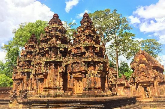 Siem Reap Cooking Class Temple Tour