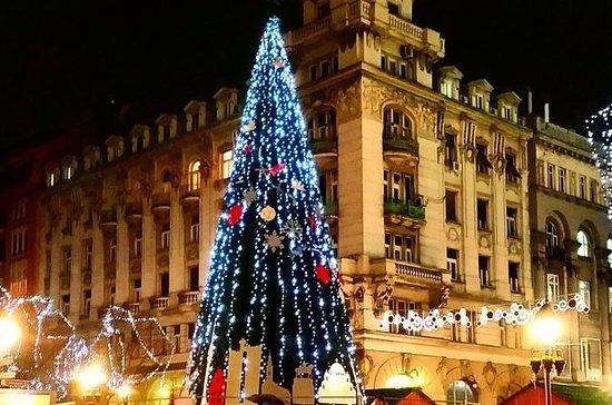 Beograd julemarked besøk