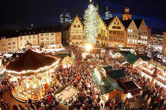 Wien julmarkedet besøk