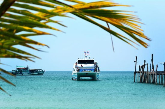 Von Boonsiri High Speed Catamaran...