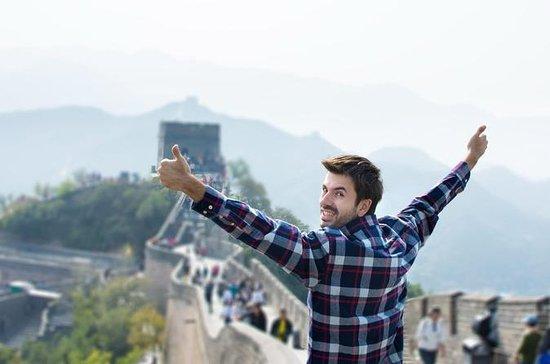 Mutianyu Great Wall Vandringstur med...