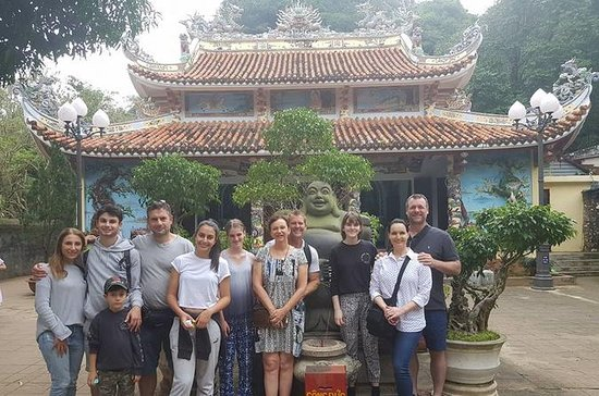 Private Tour with Marble Mountain & Monkey Mountains From Da Nang or...