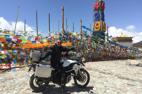 BMW Motorcycle Guided Tour: 23 Days...