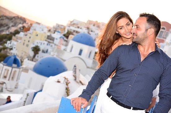Recorrido fotográfico por Santorini...