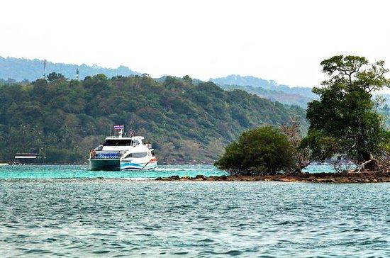 Pattaya nach Koh Mak mit Boonsiri Bus...