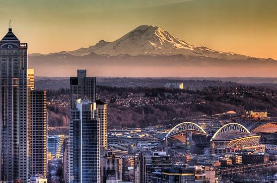 Seattle 1-Day Sightseeing Tour
