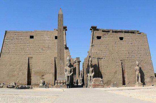 Super Day-Luxor uit Hurghada