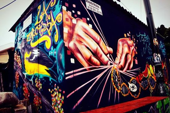 Excursão Partilhada Graffiti em...
