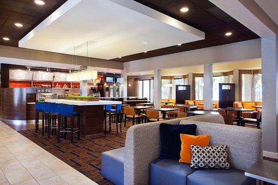 Hacienda Heights, CA: Lobby