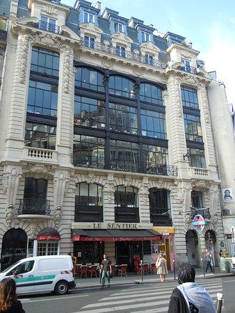 Immeuble du 97 rue Réaumur
