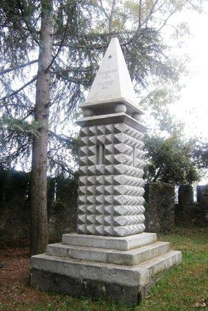 Monumento ai Garibaldini Caduti nella Battaglia di Laveno