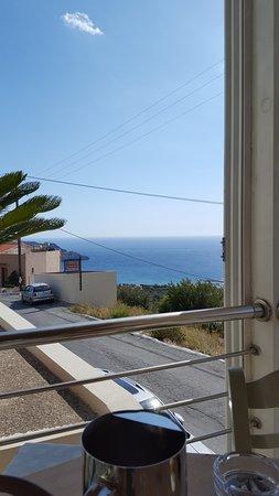 Mirthios, Greece: Ausblick