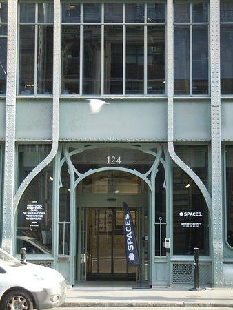 Immeuble du 124 rue Reaumur