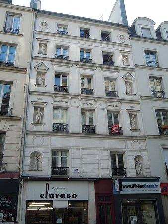 Maison au 136 rue Montmartre