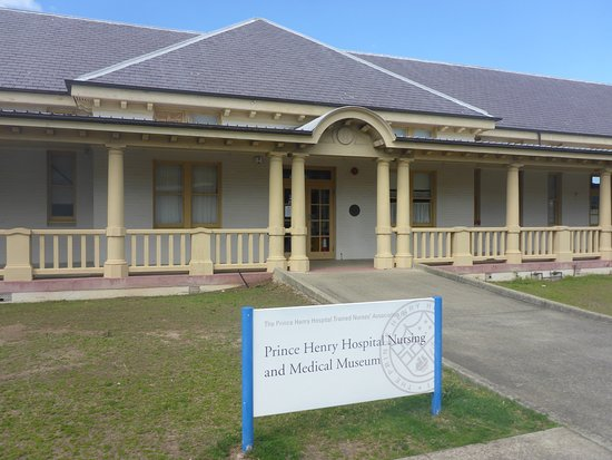 Prince Henry Hospital Museum