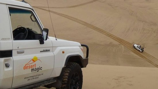 Desert Magic Tours Namibia