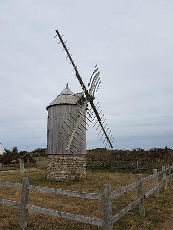 Deux beaux moulins