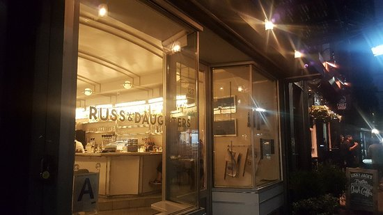 Russ & Daughters Cafe: 20180920_192100_large.jpg