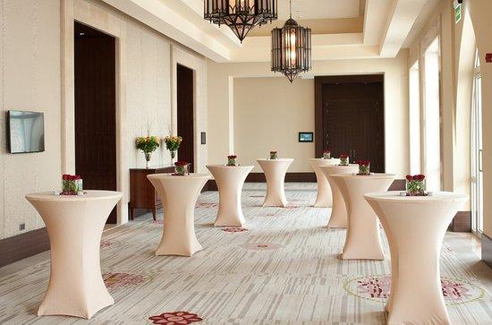 Duqm, Oman: Meeting room