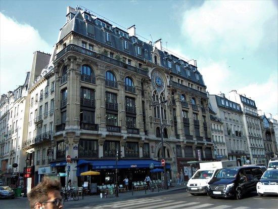 Immeuble du 61 rue Reaumur