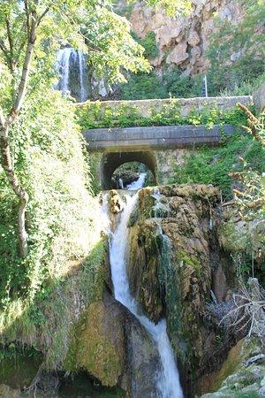 Salles-la-Source, Frankreich: La cascade