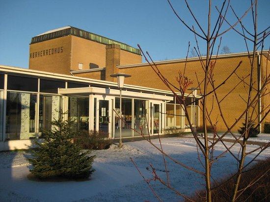 Northborg, Dania: Exterior