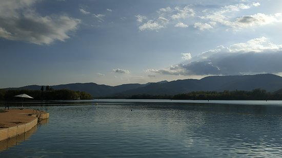 Caseta de Fusta: озеро