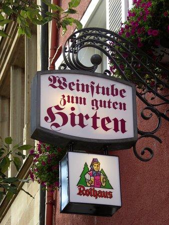 Tamaras Weinstube Zum Guten Hirten: Zollernstrasse 6-8, Konstanz