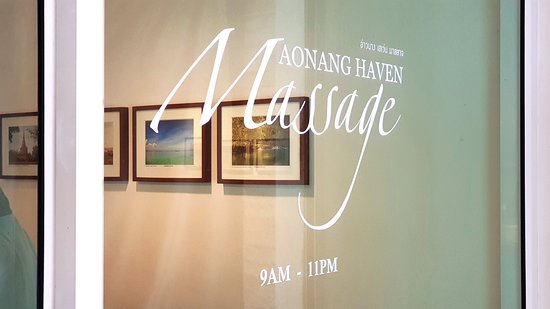 Aonang Haven Massage