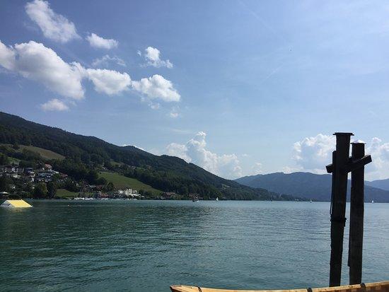 Αυστριακές Άλπεις, Αυστρία: Lake Attersee