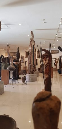 Museum PASIFIKA: Collections