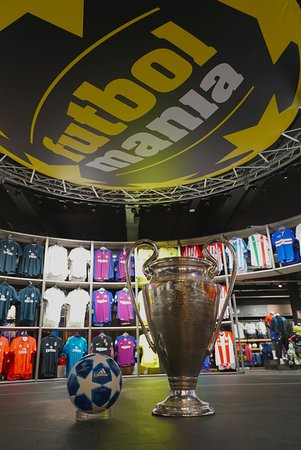 Futbolmania (Barcelona) - 2019 All You Need to Know BEFORE You Go ... 34d55d8497ca7