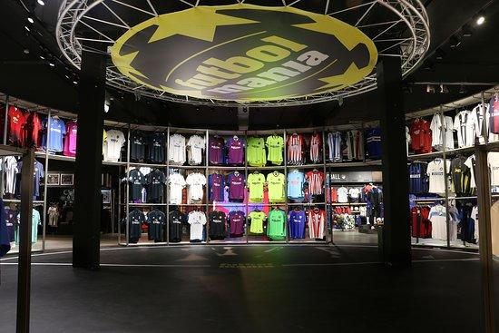 tienda camisetas futbol jerez