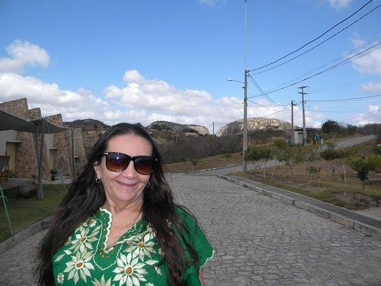 Serra de Sao Bento, RN: Estacionamento grátis e seguro