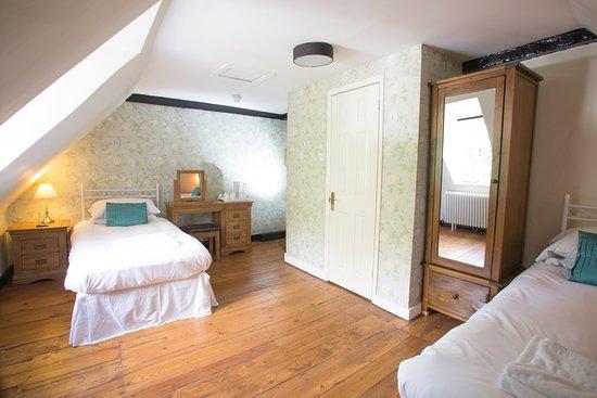 Wrotham, UK: Standard twin room