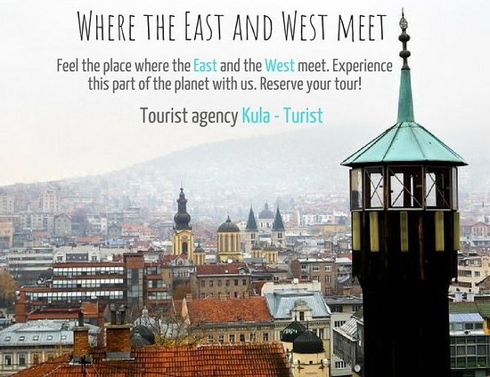 Tour - Where the East and West meet
