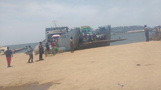 Kamanga Ferry