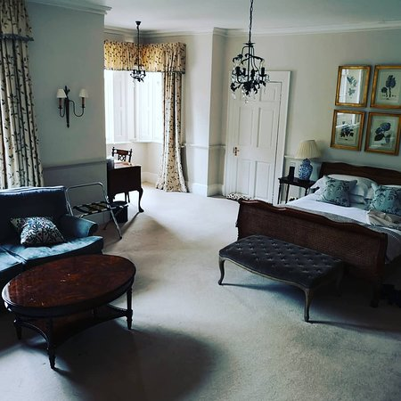 Weston on the Green, UK : Room no. 3