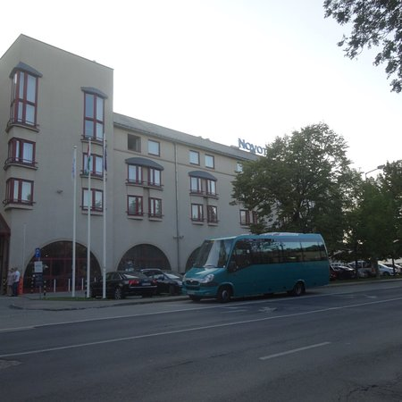 Novotel Szekesfehervar Image