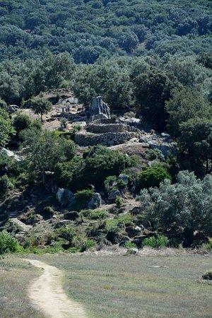 Sollacaro, Francia: Je loopt hier zomaar een paar uurtjes rond