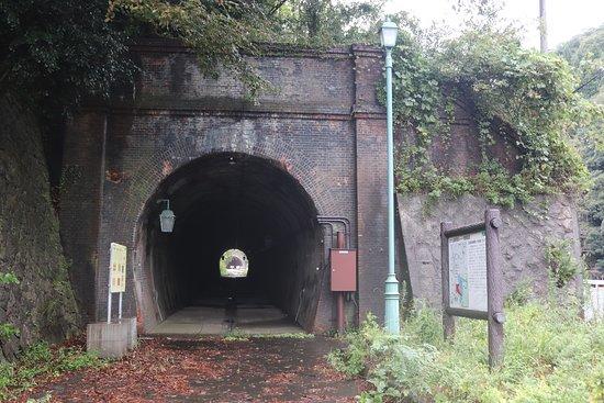 Kyu Hokurikusen Kashimagari Tunnel